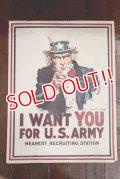 dp-210301-06 PEPSI × Uncle Sam / 1970's Poster
