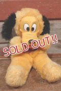 ct-210101-78 Pluto / Gund 1960's Plush Doll
