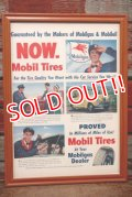 dp-210301-07 Mobil / The Saturday Evening Post Vintage Advertisement (8)