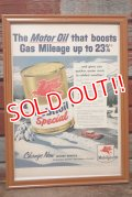 dp-210301-07 Mobil / The Saturday Evening Post Vintage Advertisement (20)