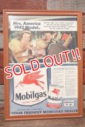 dp-210301-07 Mobil / The Saturday Evening Post Vintage Advertisement (11)