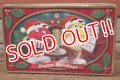 """ct-210301-09 Mars / m&m's Cookies 2000's """"Happy Holidays"""" Tin Can"""