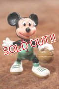 "ct-141209-77 Mickey Mouse / PVC Figure ""Basketball"""