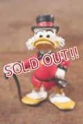 ct-141209-77 Scrooge McDuck  / Bully PVC Figure