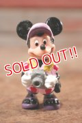 "ct-141209-77 Mickey Mouse / Applause PVC Figure ""Hawaiian"""