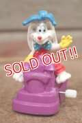 ct-210201-57 Roger Rabbit / Burger King 1991 Surprise Celebration Parade Meal Toy