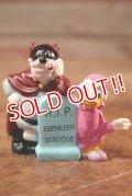 ct-141209-77 Scrooge McDuck & Pete / Applause PVC Figure