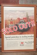 dp-210301-07 Mobil / The Saturday Evening Post Vintage Advertisement (61)