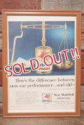 dp-210301-07 Mobil / The Saturday Evening Post Vintage Advertisement (48)