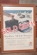 dp-210301-07 Mobil / The Saturday Evening Post Vintage Advertisement (34)