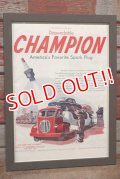 dp-200701-56 CHAMPION SPARK PLUGS / The Saturday Evening Post 1948 Advertisement