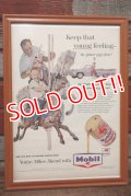 dp-210301-07 Mobil / The Saturday Evening Post Vintage Advertisement (31)