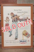 dp-210301-07 Mobil / The Saturday Evening Post Vintage Advertisement (37)