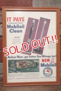 dp-210301-07 Mobil / The Saturday Evening Post Vintage Advertisement (41)