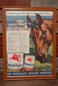 dp-210301-07 Mobil / The Saturday Evening Post Vintage Advertisement (53)