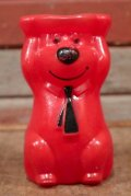 ct-210301-19 Yogi Bear / 1960's Stackable Toy (Red)