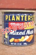 ct-210301-75 PLANTERS / MR.PEANUT 1970's〜 Mixed Nuts Can