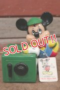 ct-210301-46 Mickey Mouse / 1980's Coin Bank (China)