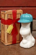 ct-210101-56 Snoopy / AVON 1970's WILD COUNTRY After Shave Bottle