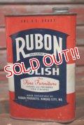 dp-210301-41 RUBON POLISH / Vintage Tin Can