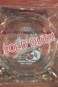 dp-210401-23 Eddie's Fabulous / Vintage Glass Ashtray