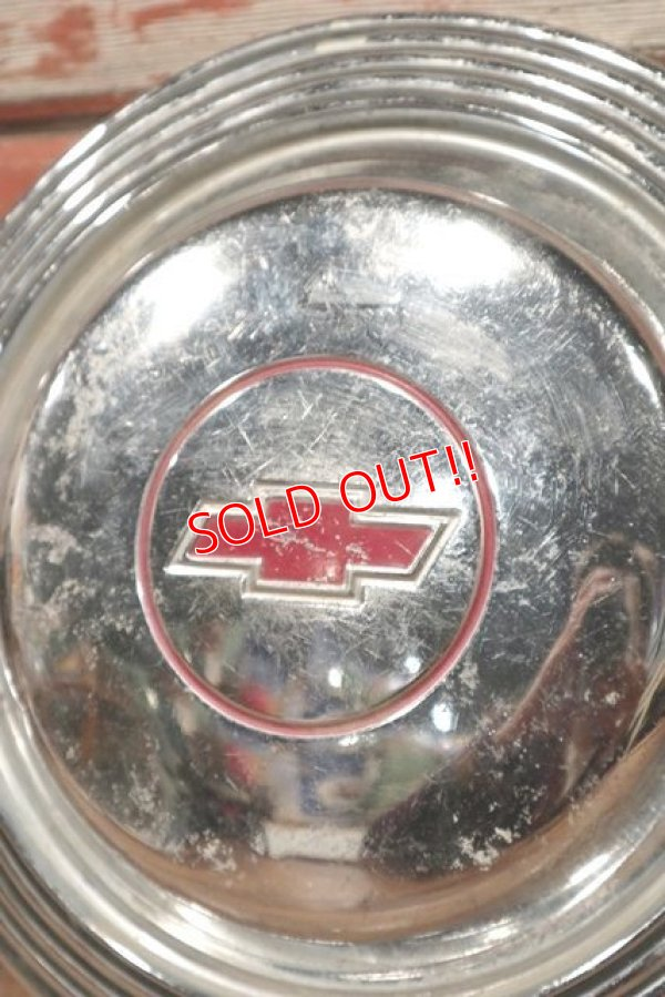 画像2: dp-210301-35 Chevrolet / Vintage Wheel Cover