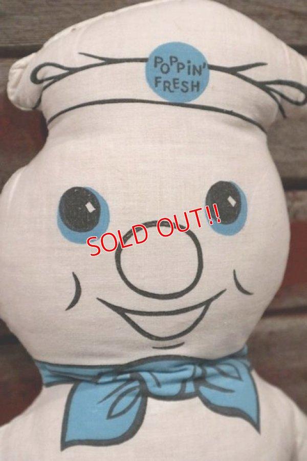 画像2: ct-210301-87 Pillsbury / Poppin Fresh 1970's Pillow Doll
