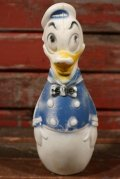 ct-210301-36 Donald Duck / 1960's Bowling Toy Pin Figure (G)