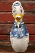 ct-210301-36 Donald Duck / 1960's Bowling Toy Pin Figure (A)