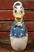 ct-210301-36 Donald Duck / 1960's Bowling Toy Pin Figure (I)