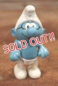 ct-201101-56 Brainy Smurf / McDonald's 2002 Plastic Figure