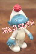 ct-201101-55 Smurf / McDonald's 2002 Plastic Figure