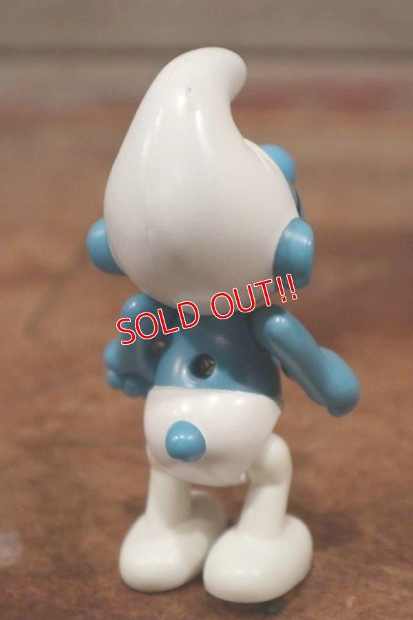 画像5: ct-201101-56 Brainy Smurf / McDonald's 2002 Plastic Figure