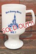 "kt-210301-10 Walt Disney World / Federal 1970's Footed Mug ""ME!"""