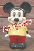 ct-210401-16 Mickey Mouse / Illco 1980's Walking Musical Toy