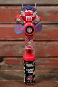 """ct-210401-22 Mars / m&m's 2009 Candy Fan """"Trans Formers"""""""