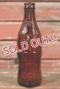 dp-210301-99 Coca Cola / 1970's 10 FL.OZ. Amber Bottle