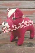 dp-210401-41 Pasadena City College / 1950's-1960's College Mascot Doll