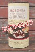 dp-210401-81 BLUE BELL Butterscotch / Vintage Tin Can