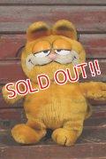 ct-210501-24 Garfield / DAKIN 1980's Plush Doll