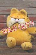 ct-210401-69 Garfield / DAKIN 1980's Plush Doll