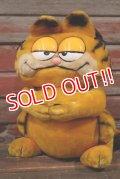ct-210501-25 Garfield / DAKIN 1980's Plush Doll