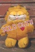 ct-210501-12 Garfield / DAKIN 1980's Plush Doll