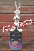 ct-210501-55 Bugs Bunny / 1990's SPACE JAM Bubble Bath Bottle