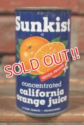 dp-210501-09 Sunkist / Vintage Orange Juice Can