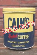 dp-210501-05 CAIN'S / Vintage Coffee Can