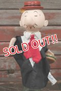 ct-201114-46 Popeye Wimpy / Presents 1987 Hand Puppet