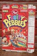 ct-201114-92 The Flintstones / Post 1996 Fruity Pebbles Cereal Box