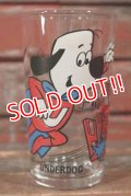 gs-210501-28 UNDER DOG / PEPSI 1970's Collector Series Glass (12oz)