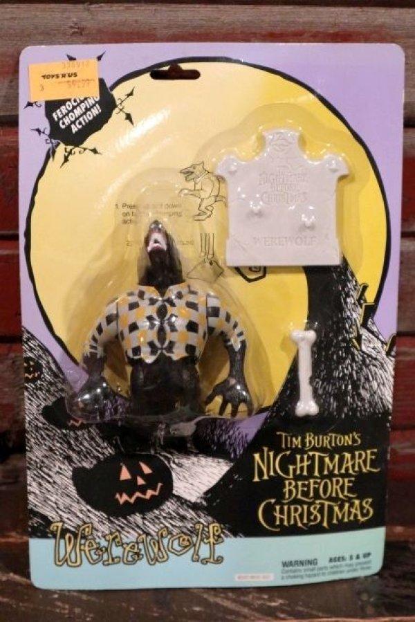 画像1: ct-210601-19 Nightmare Before Christmas / Hasbro 1993 Werewolf